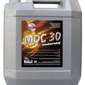 MDC 30 SAE Re-cord 10 liter