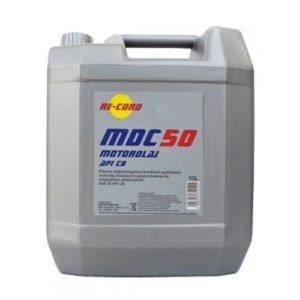 MDC SAE50 10Liter